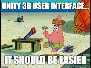 NGUI Unity user interface should be easier