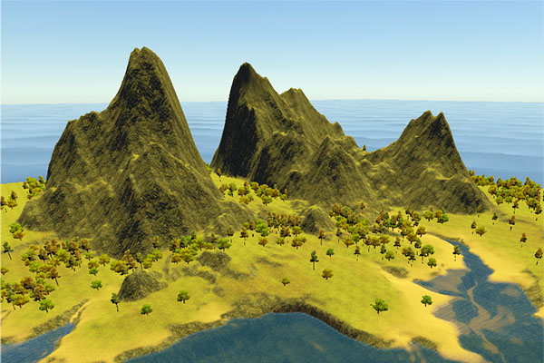 Gaia and the Joy of Building Worlds - Unity Terrain Editor